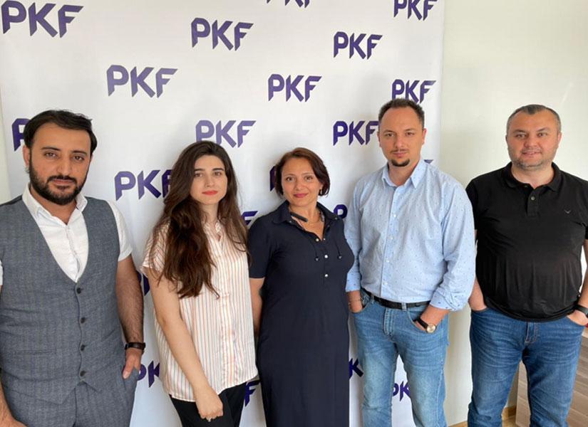 PKF Audit Azerbaijan ranked first in the top 20 International Audit firms