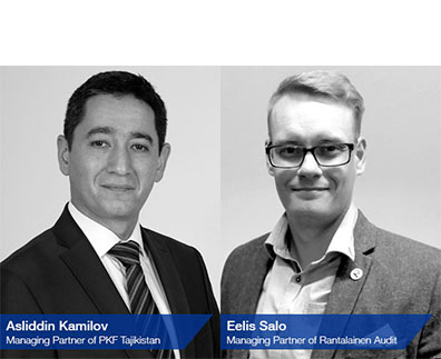 PKF International Welcomes New Member Firms in Finland and Tajikistan