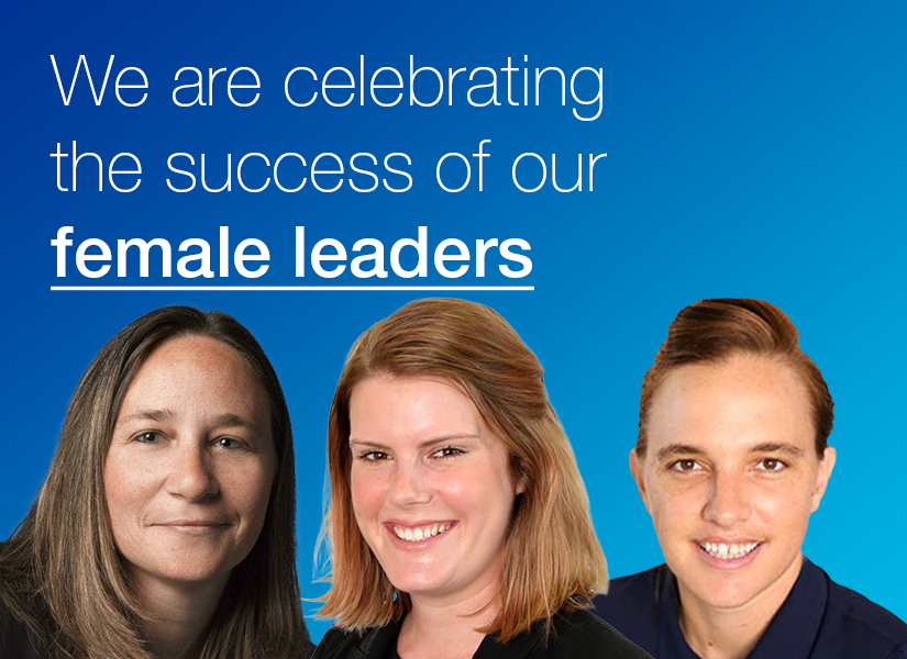 Celebrating the success of our women leaders