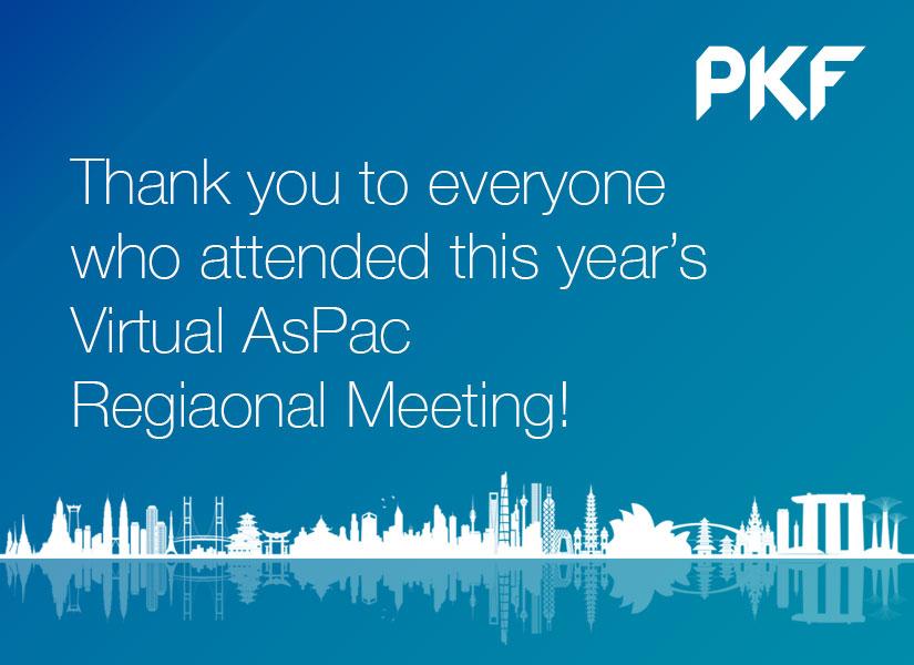 PKF International concludes Asia Pacific Regional Meeting