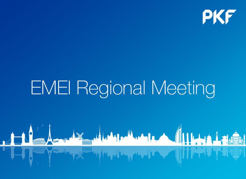 EMEI Regional Meeting Event