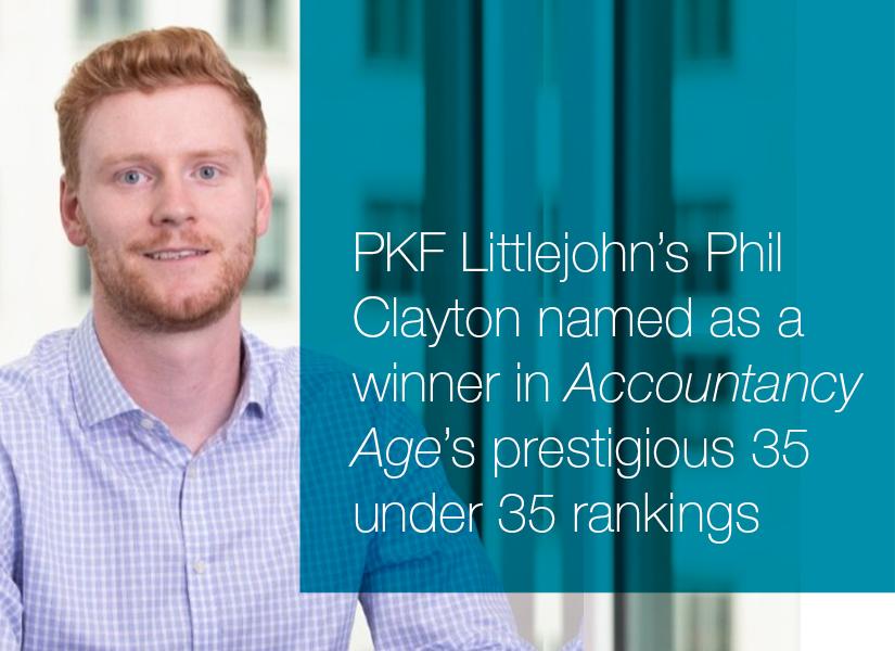PKF Littlejohn's senior manager named as Accountancy Age winner