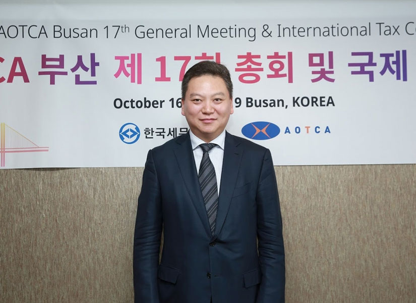 Asia Oceania Tax Consultants' Association elects new Vice President