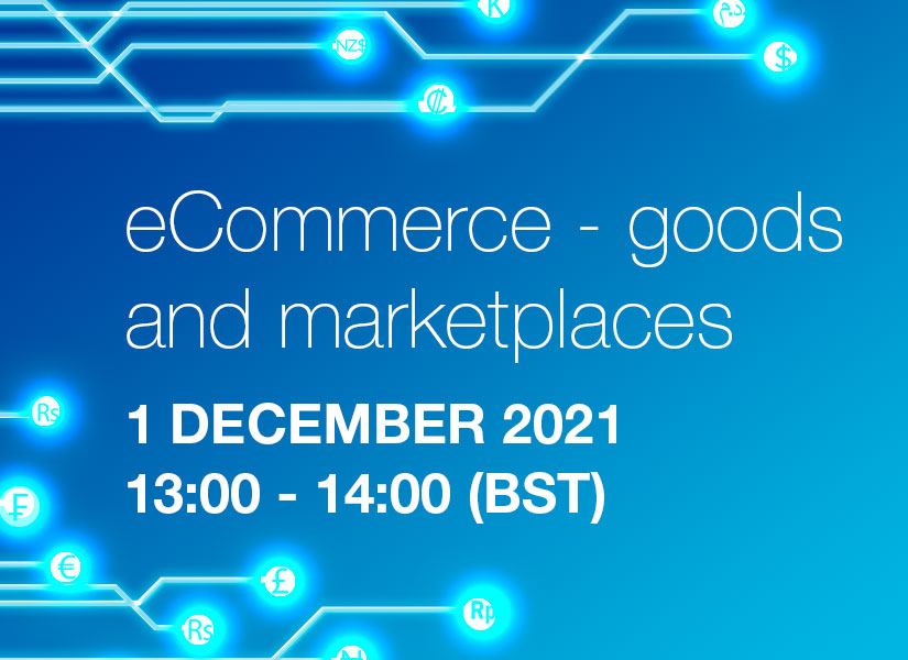 eCommerce – Goods and Marketplaces - Session 2